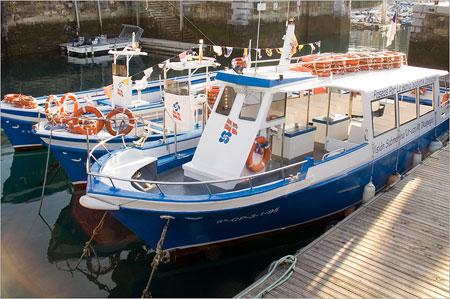 Santa-Clara-Island-Donostia-boats-transportation
