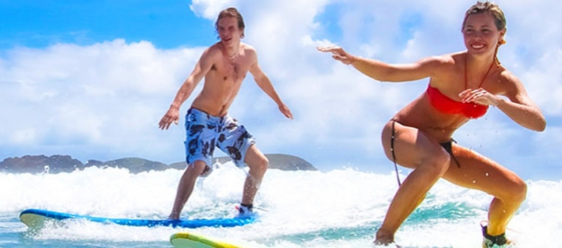 Surf Camp San Sebastian special